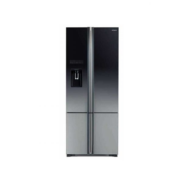 Hitachi Refrigerator RW850P6PBX XGR French Bottom Freezer 4 Door