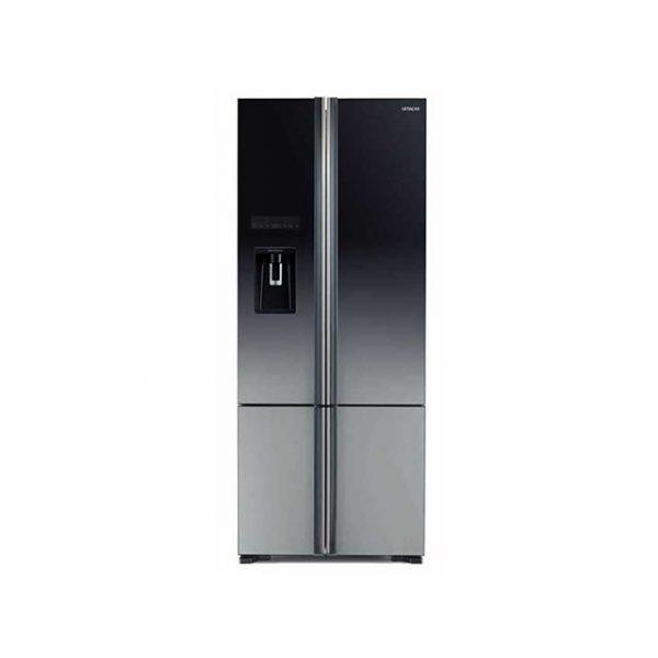 Hitachi Refrigerator RW850P6PBX XGR French Bottom Freezer 4 Door