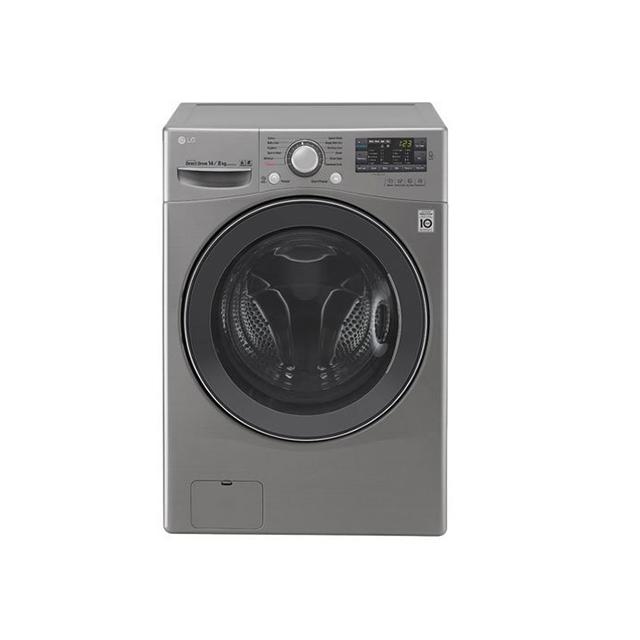 LG Front Load Washing Machine FOK6DMK2S2 14KG Washer+8KG Dryer
