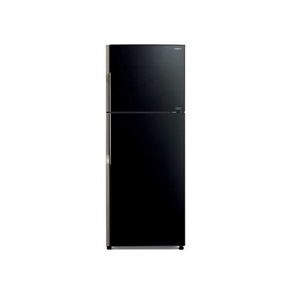 Hitachi Refrigerator RVG490P8PB Glass Series (GBW,GGR,GBK)
