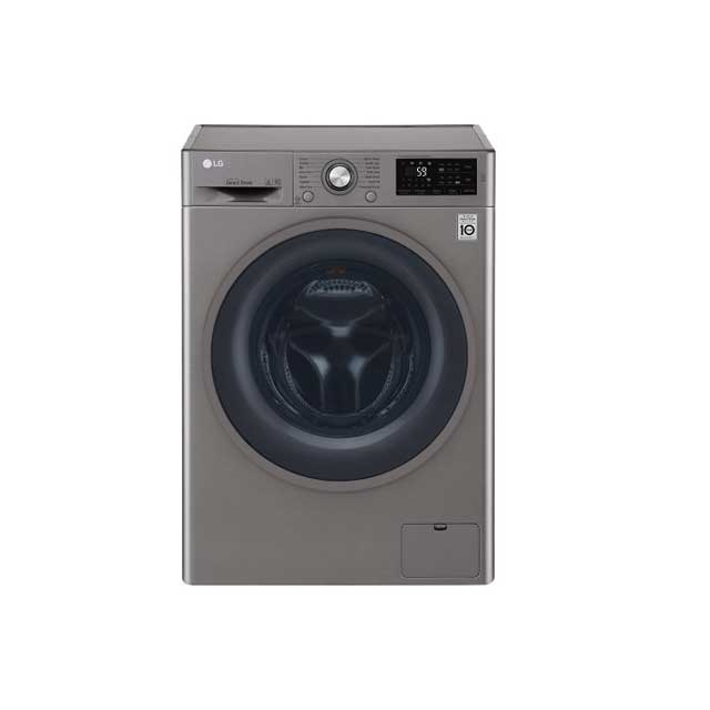 LG Front Load Washing Machine F4J6TNP8S 8KG WASHER+5KG DRYER