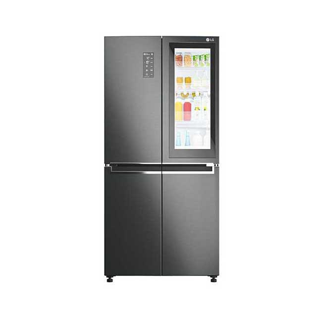 LG Refrigerator GC-Q22FTBKL