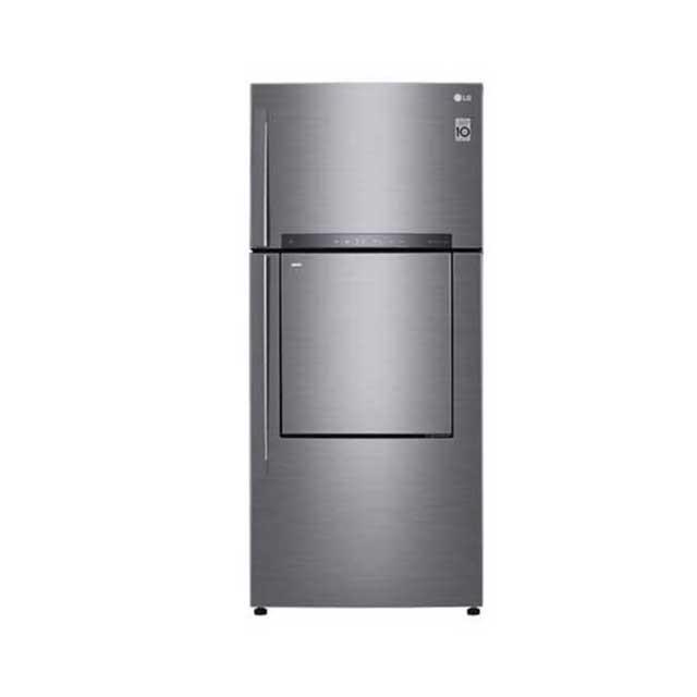 LG Refrigerator GND732HLHU Door In Door