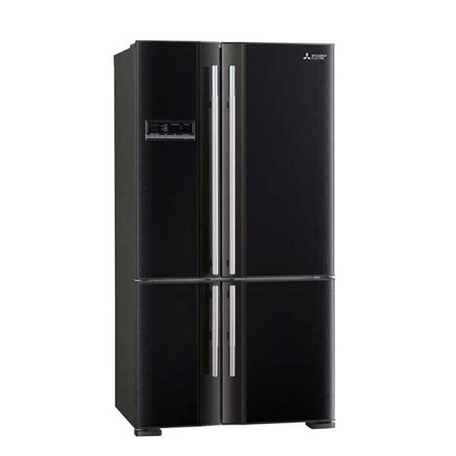 Mitsubishi Refrigerator L4 GRANDE MRL80NE 4 Doors BLACK