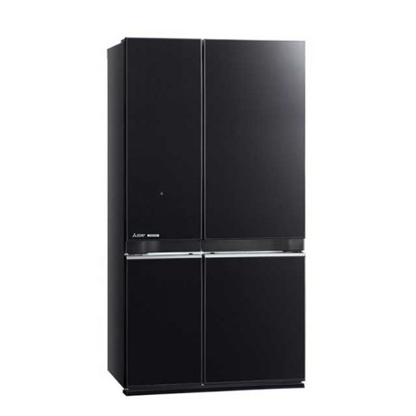 Mitsubishi Refrigerator Electric L4 Glass Grande French Door