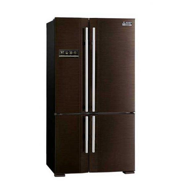 Mitsubishi Refrigerator L4 Grande MRL65EN 4 Doors Brown