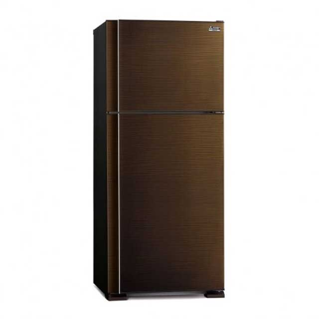 Mitsubishi Refrigerator MR-F56EN (Brown,Steel)
