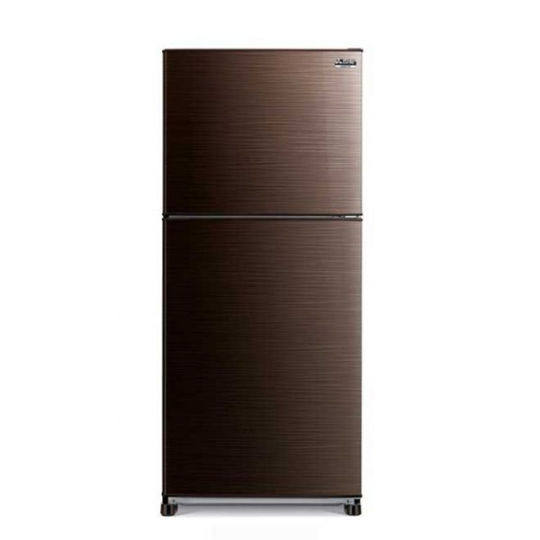 Mitsubishi Refrigerator MR-FX38EP (Brown, Black, Silver)