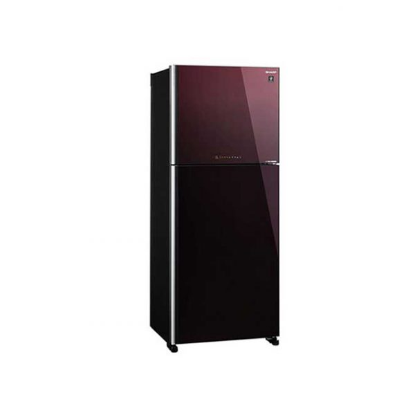 Sharp Refrigerator SJ-GMF700-RD3 Top Mount Mega Freezer