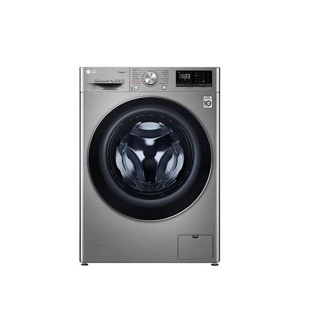 LG Front Load Washing Machine F4V5RGP2T Washer/Dryer 10/7
