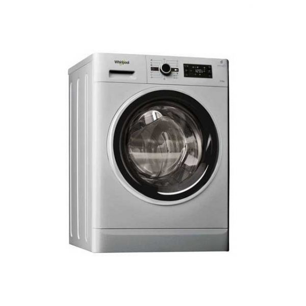 Whirlpool Front Load Washing Machine FWDG96148SBS GCC