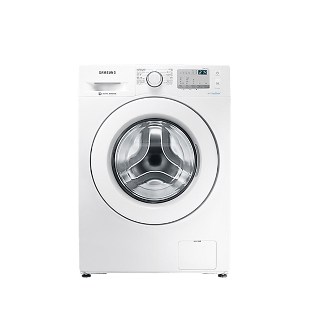 Samsung Front Load Washing Machine WW80J4213KW
